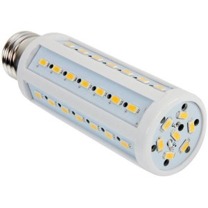 Spectra color 48 LEDs Samsung SMD 5630 E27  230 Volts - 8 Watts
