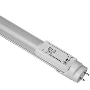 Tube SensLed 25 watts avec détecteur de mouvement HF/ micro-ondes - 1200 mm