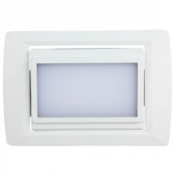 Downlight orientable rectangulaire DIMMA-COLOR SMD type 5630