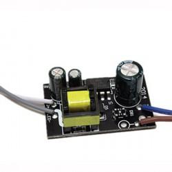 Source de courant constant LED de 10 watts à haut rendement 250 / 280 mA