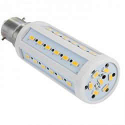 Lampe Spectra color 48 LEDs Samsung SMD 5630 E27 230 Volts - 8 Watts