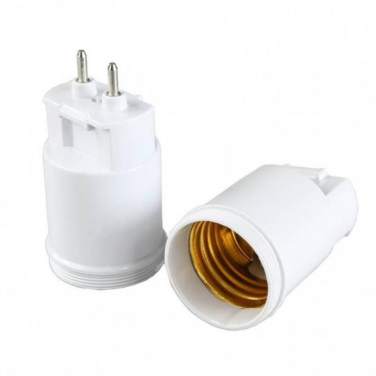 Douille d'adaptation compacte - G12 vers E27
