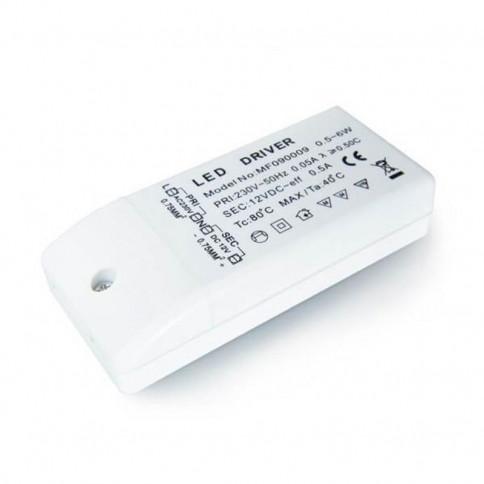 Alimentation LED transformateur 6 watts - 12 Volts