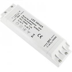 Alimentation LED transformateur 30 watts - 12 Volts