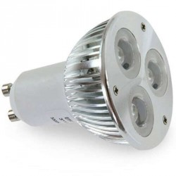 Ampoule 3 leds High power GU10