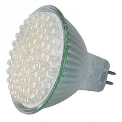 Ampoule 72 leds MR16