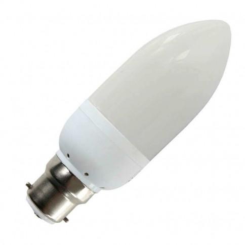 Ampoule 27 leds SMD flamme B22