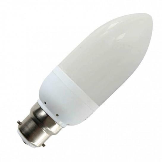 Ampoule 39 leds SMD flamme B22