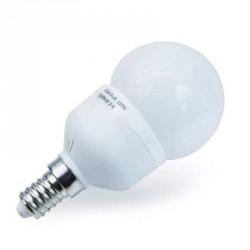 Ampoule 21 leds SMD Sphérique E14