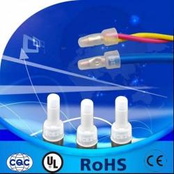 1000 Capuchon embout fil électrique noix de fil ligne terminal