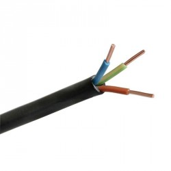 Câble électrique U1000R2v 3G1.5mm²