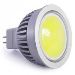 Ampoule Mono LED SMD 452 Lumens MR16