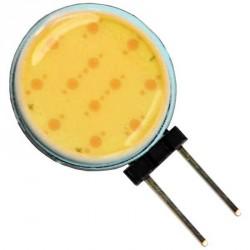 Ampoule LED COB à culot G4 - 1,5 watts en 12 Volts