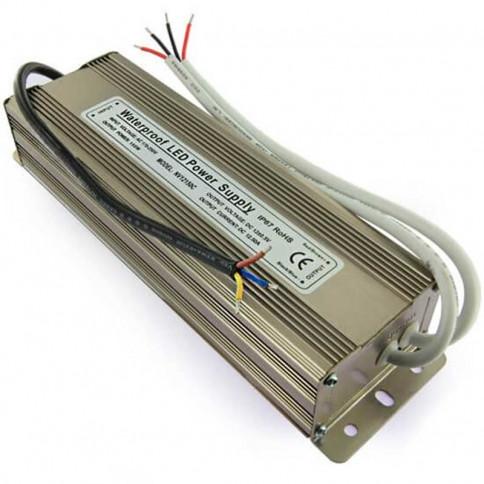 Transformateur 12 volts - 150 watts étanche IP67