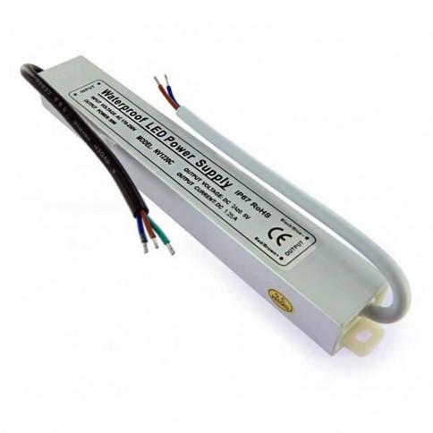 Transformateur 24 volts - 30 watts étanche IP67