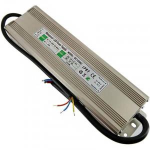 Transformateur 12 volts - sortie unique de 200 watts IP67
