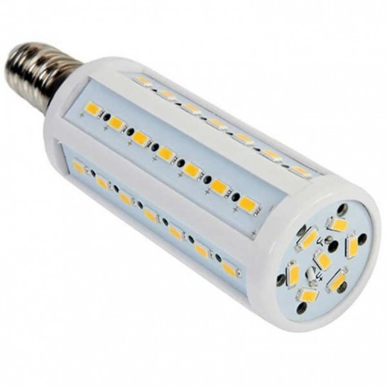 Lampe Spectra color 48 LED type SMD 5630 culot E14 - 230 Volts 8 Watts