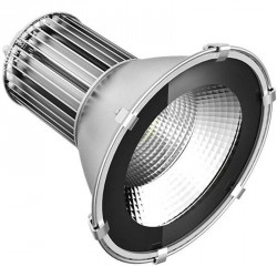 Suspension industrielle LumHibay 150 watts LEDs CREE et alimentation Mean Well