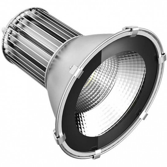 Suspension industrielle LumHibay 200 watts LEDs CREE et alimentation Mean Well