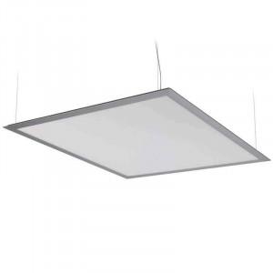 Panneau lumineux LEDs suspendu par câbles 80 watts 600 x 600 mm