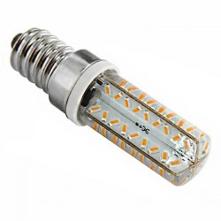 Ampoule Piccoled Dimmable culot E14- 230 volts 72 LED SMD type 3014
