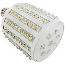 Ampoule 128 LED Piranha Superflux E27