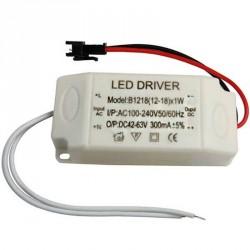 Boitier d'alimentation LED à courant constant de 8 à 12 watts 300 m