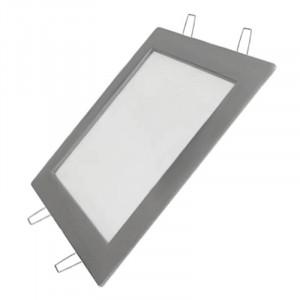 Panneau lumineux LEDs encastré ultra plat 18W 300 x 300 mm