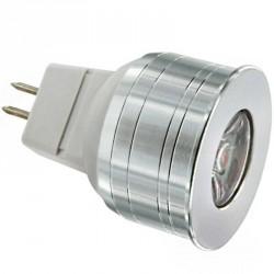 Ampoule MR11 High Power équipée d'une LED de puissance de 1 watt