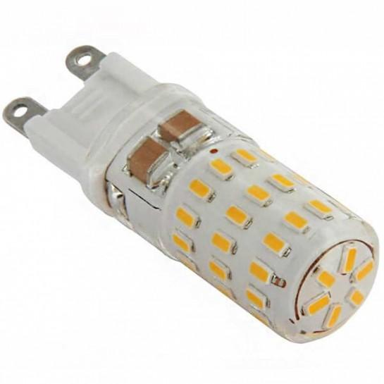 Ampoule à culot G9 - 230 volts 42 LEDs SMD type 3014