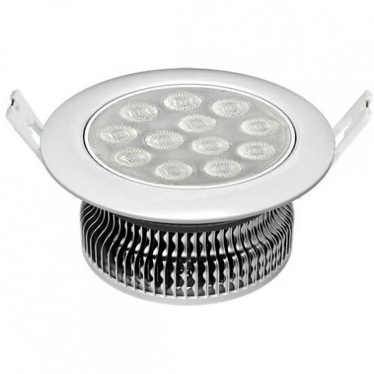 Downlight LEDs 12 watts encastré orientable