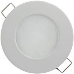 Spot encastrable Hestia finition blanc brillant IP65 classe 3