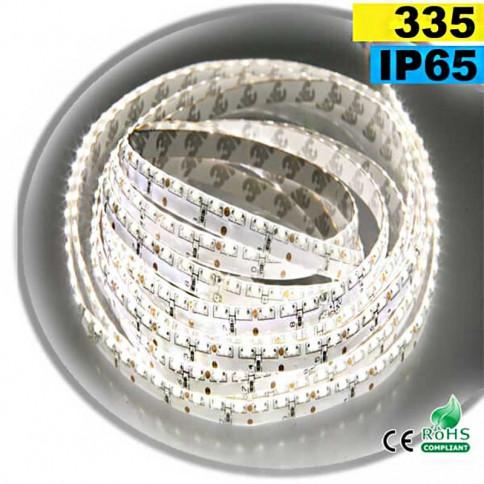 Strip Led latérale blanc LEDs-335 IP65 120leds/m sur mesure