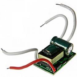 Source de courant constant LED de 3 watts à haut rendement 250 / 280 mA