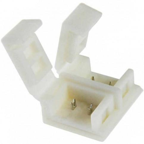 Boitier Clips-Grip connect pour Strip LED unicolores 10 mm - IP65 2 Circuit board