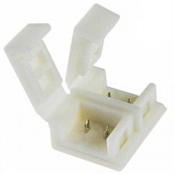 Boitier Clips-Grip connect pour Strip LEDs 8 mm - IP65 2 Circuit board
