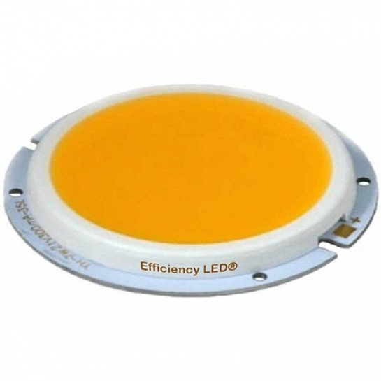 Platine LED Chip on board LED circulaire 5 Watts COB