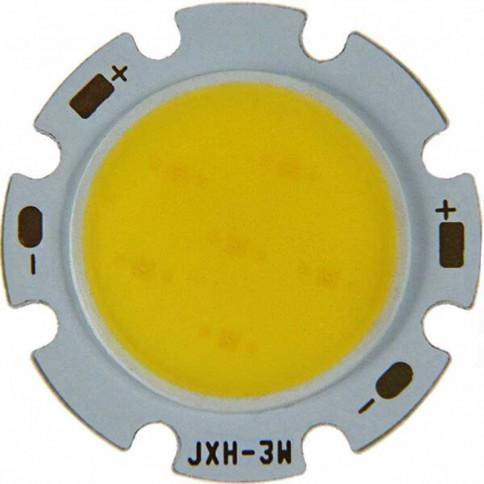 LED Multi Chip on board de 3 Watts Ø20mm