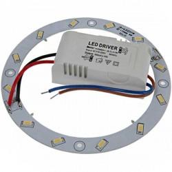 Circline LED Ø 119 mm - 12 LED 5630 - 6 watts
