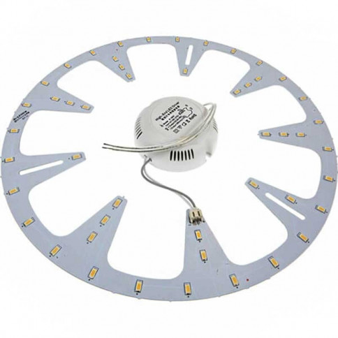 Circline LED Ø 270mm - 48 LEDs 5630 - 24 watts
