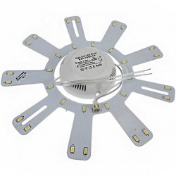 Circline LED Ø 208mm - 30 LED 5630 - 15 watts