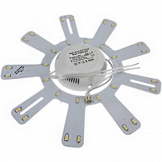 Circline LED Ø 208mm - 30 LEDs 5630 - 15 watts