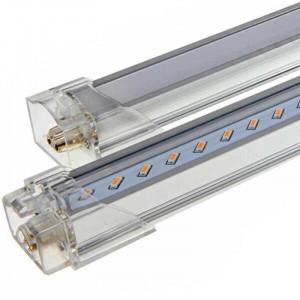 Réglette CLIP LED spectra color Longueur 560 mm