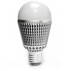 Ampoule sphérique E27 Efficiency-LED 6 Watts