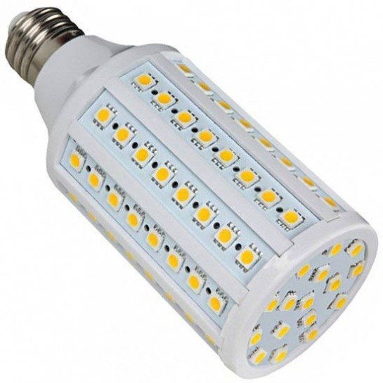 Ampoule 96 leds 230 Volts SMD E27 14 watts dimmable