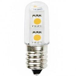 Ampoule 230 volts T15 Type FRIGO 7 LED SMD 5050 E14