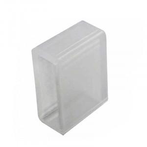 Bouchon silicone pour l'étanchéité des Strips LEDs 3528