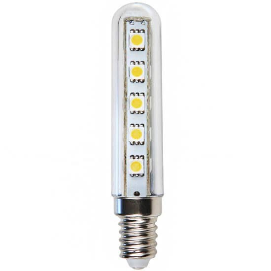 ampoule 230 volts t18 type frigo 16 led. Black Bedroom Furniture Sets. Home Design Ideas