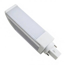 Ampoule G24 à broches 9 watts - 44 LED Epistar type SMD 2835