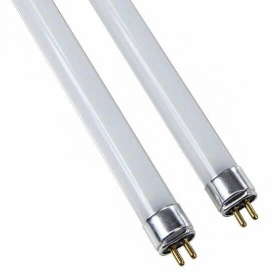 Tube LED T5 -15 LED SMD 2835 Longueur 138 mm